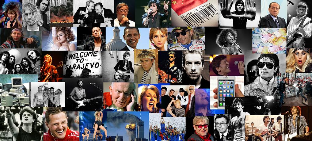 dal 15 Settembre 1984, Nuova Rete è la radio di Lazio, Abruzzo e Molise